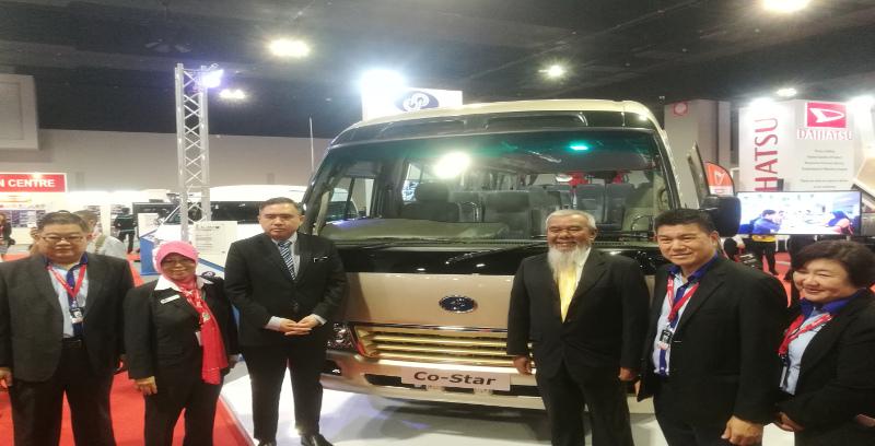 CAM Co-Star kenderaan mewah, pengangkutan dalam bandar