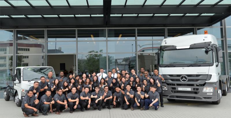 Hap Seng Trucks ambil alih pengedaran dari Mercedes-Benz Malaysia