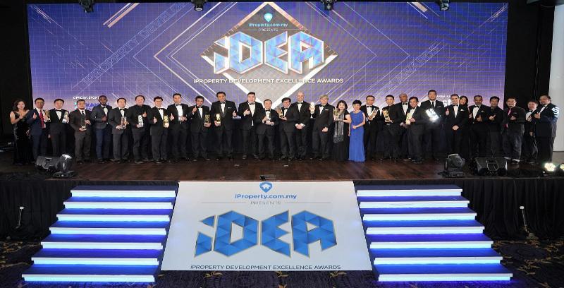 iDEA 2018 iktiraf penggiat industri hartanah