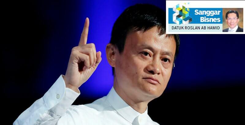 Pesan Jack Ma untuk sukses bisnes