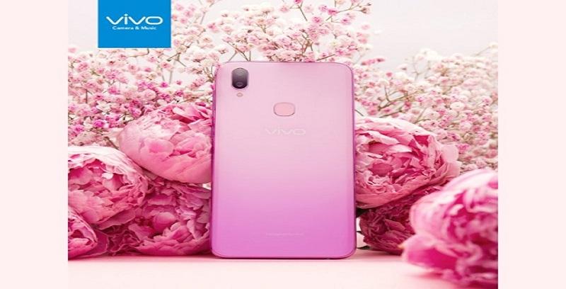 Vivo perkenal edisi terhad V11i Fairy Pink