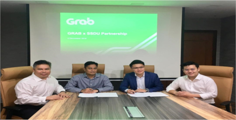 SSDU, Grab teroka pembangunan penyelesaian mobiliti Negeri Selangor