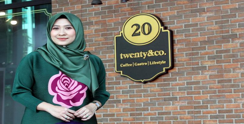 Twenty & Co bukan firma guaman