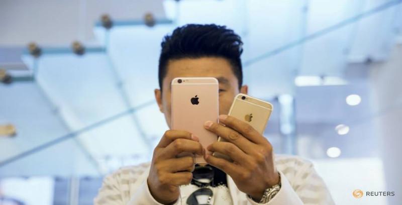 iPhone masih dijual di China