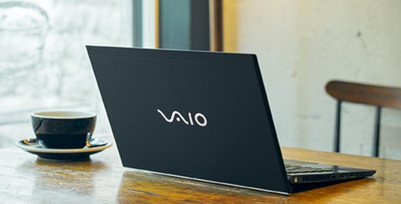 Komputer notebook VAIO lebih ikonik