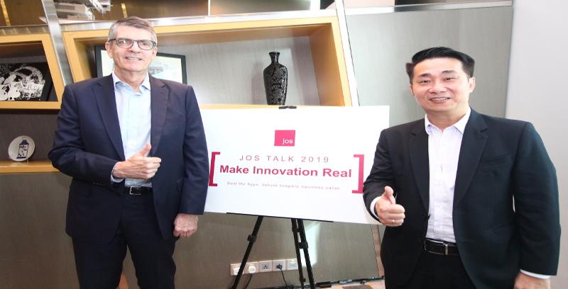 Realisasikan agenda inovasi