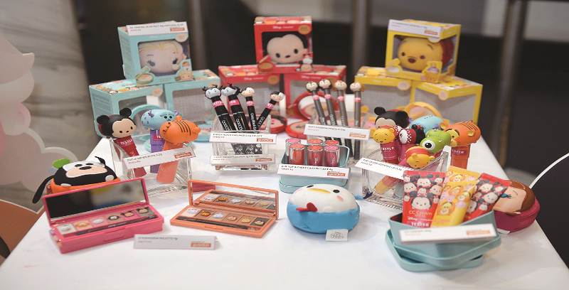 Disney Tsum Tsum X Cathy Doll kini di Guardian