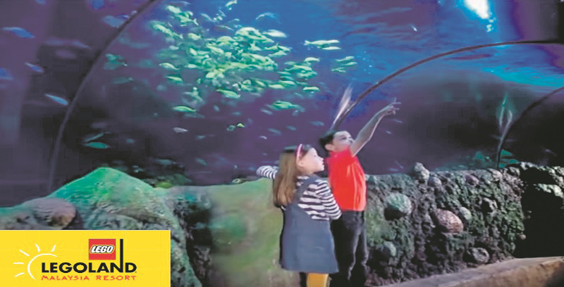 Keunikan Sea Life Malaysia