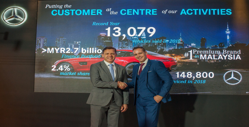 Mercedez-Benz Malaysia capai prestasi luar biasa