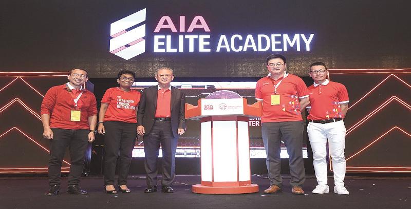 AIA Elite Academy bantu tingkat profesionalisme ejen