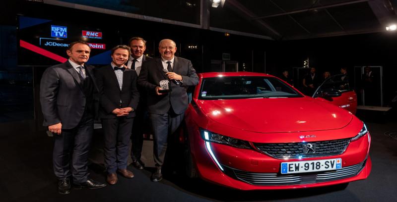 Peugeot raih dua anugerah