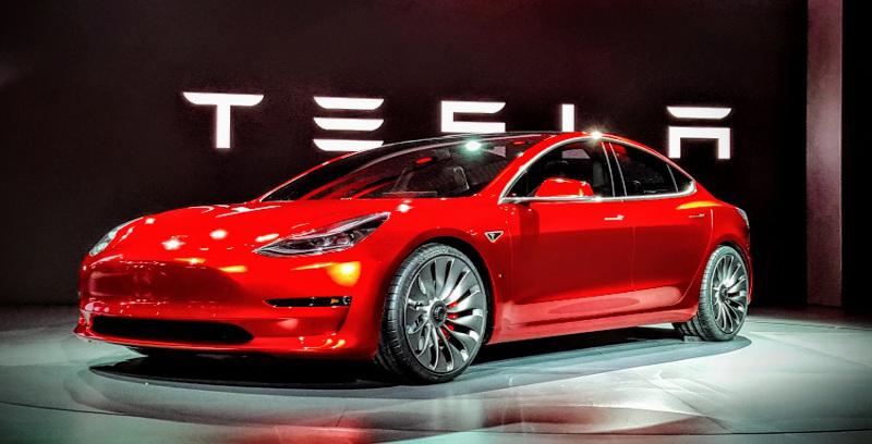 Tesla lancar jualan varian baharu Model 3