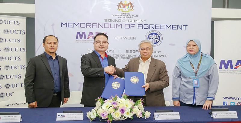 MARii, UCTS tandatangani MoA