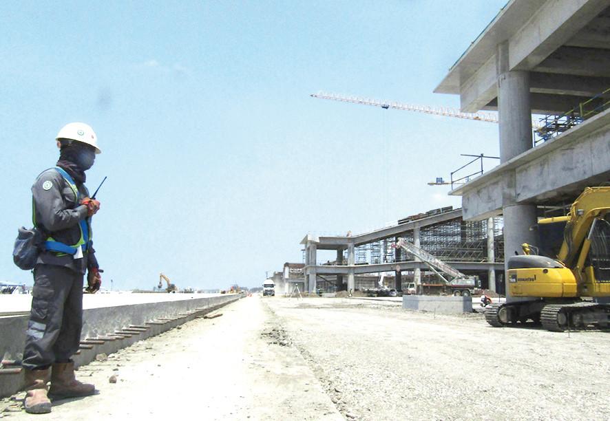 Lapangan terbang Yogyakarta baharu dijangka beroperasi April ini