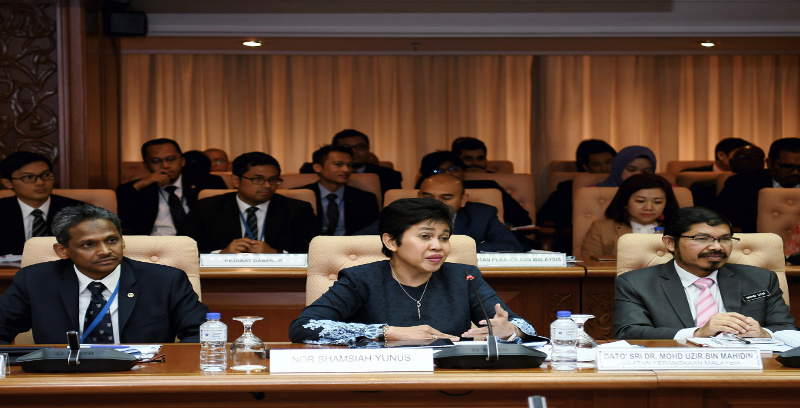 Ekonomi Malaysia berkembang 4.7 peratus pada 2018
