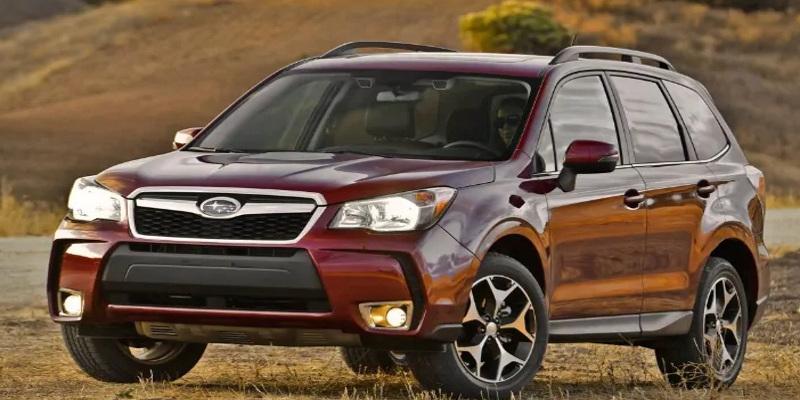 Subaru tarik balik 2.2 juta SUV