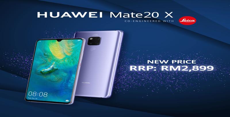Jimat RM300 untuk Huawei Mate 20X