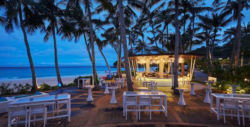 Nikmati percutian pulau tropika