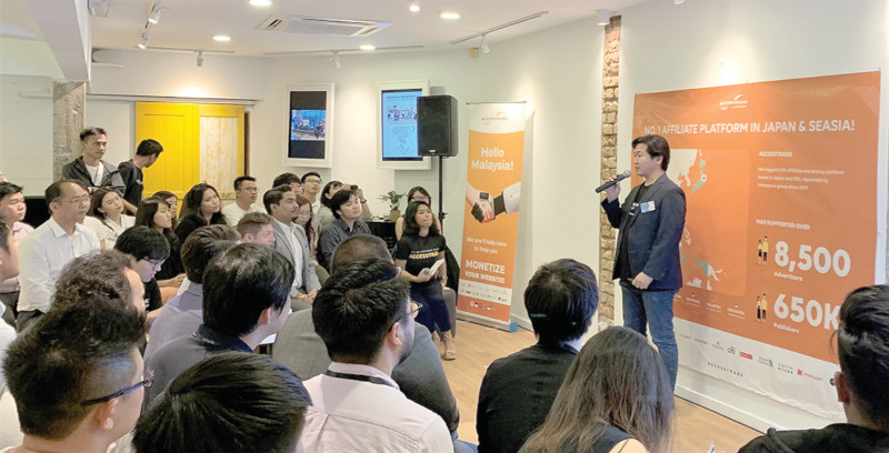 Platform pemasaran sekutu Jepun dilancarkan di Malaysia