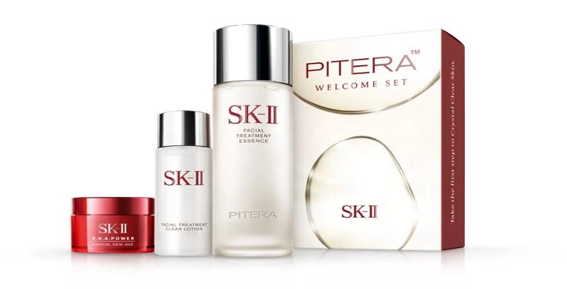 Pitera™ Welcome Set serlah kecantikan kulit wajah