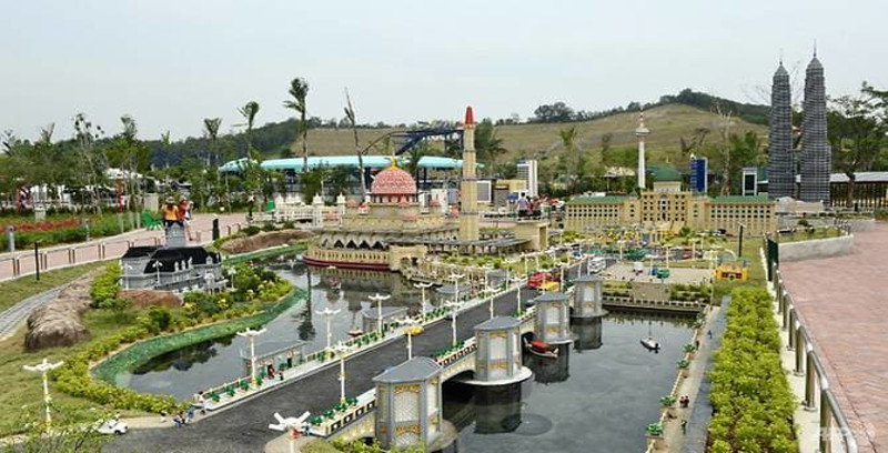 Khazanah belum terima tawaran beli pegangan dalam Legoland