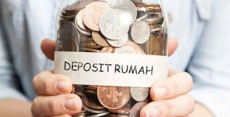 Kumpul deposit beli rumah susah?