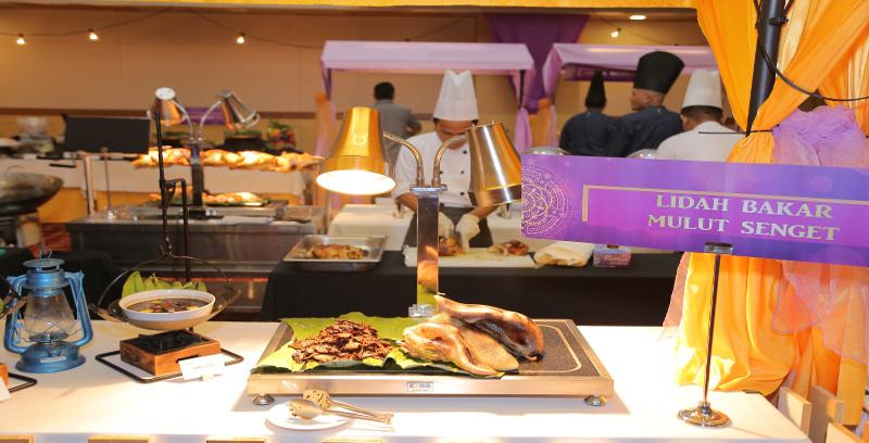 Harga bufet Ramadan di Hotel Tenera berbaloi