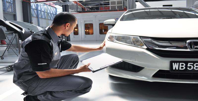 Honda Insurans Plus tawar nilai terbaik