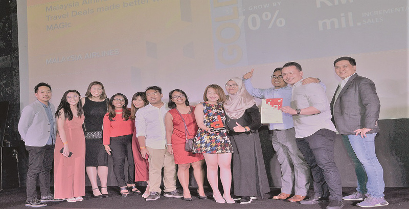 Malaysia Airlines menang anugerah