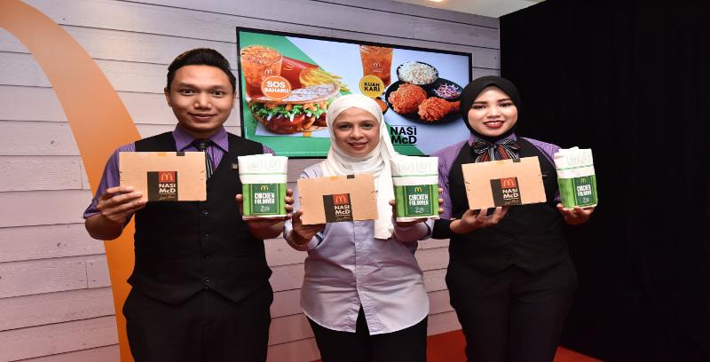 Nikmati cita rasa tempatan di McDonald's sempena Ramadan