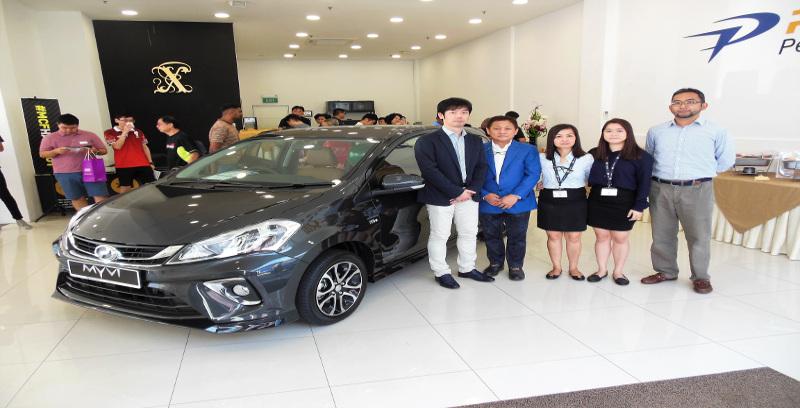 Myvi generasi ketiga dilancarkan di Singapura