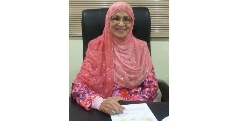 FAIZA BAWUMI SAYED AHMAD