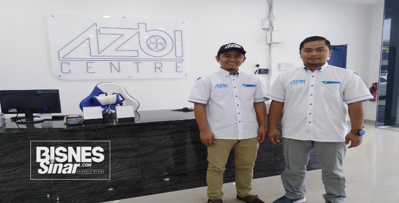 Azbi Centre tawar peluang kerjaya