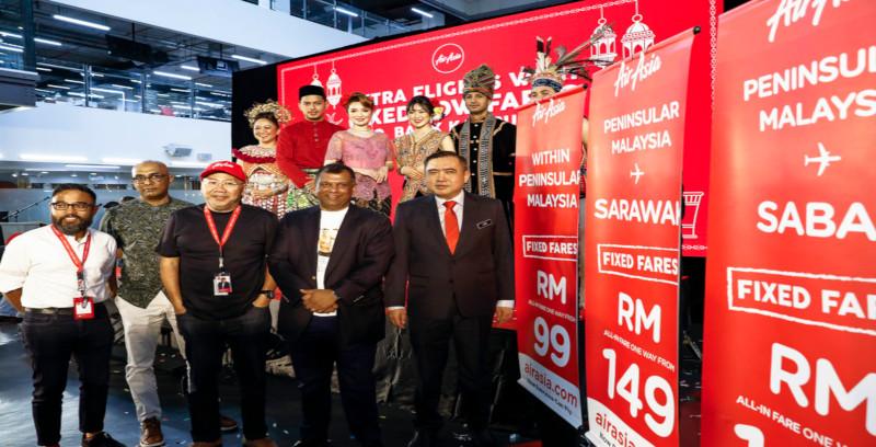 AirAsia tawar penerbangan lewat malam