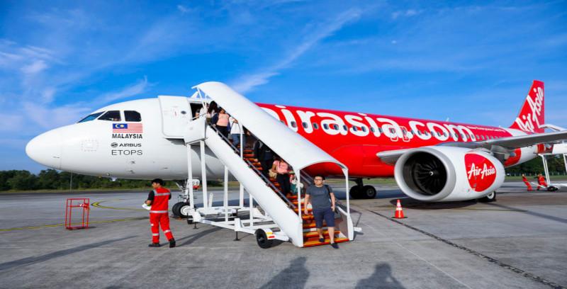 AirAsia Syarikat Penerbangan Terbaik
