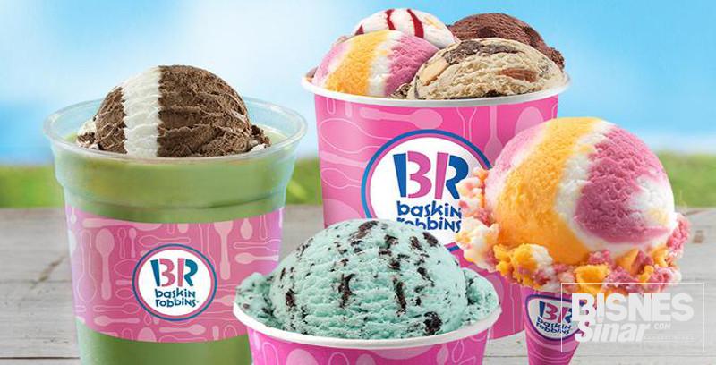 Baskin-Robbinsjual keseronokan, bukan ais krim