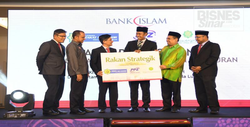 Bank Islam lancar kemudahan pembayaran zakat akaun simpanan dan pelaburan