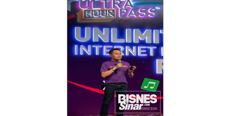 Internet tanpa had serendah RM1