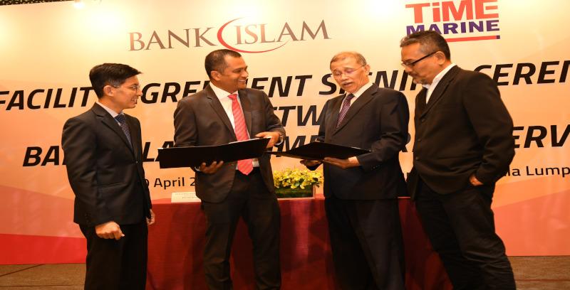 Bank Islam bantu pelaksanaan projek teknologi hijau
