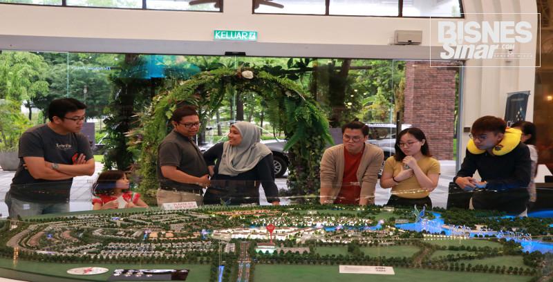 Kediaman Reef of Tropic di Cyberjaya dijangka siap pertengahan 2022