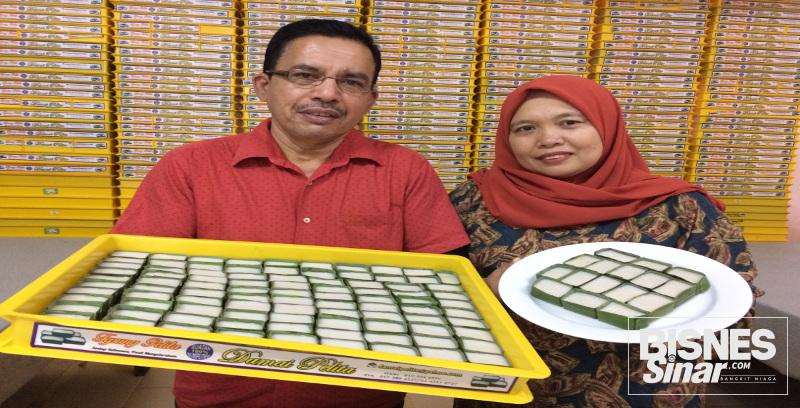 Populariti tepung pelita melonjak ketika Ramadan