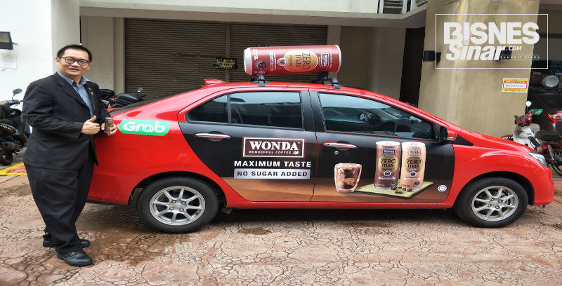Nikmati Wonda Coffee bersama Grab