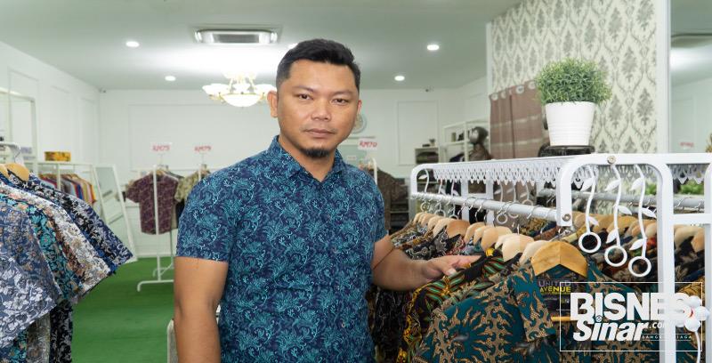 Bawa mesej perpaduan dalam fesyen