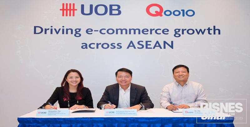 Perjanjian serantau pacu pertumbuhan e-dagang Asean