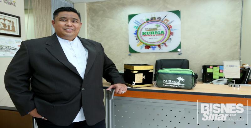 Kurma Travel & Tour Tawar pinjaman RM70,000