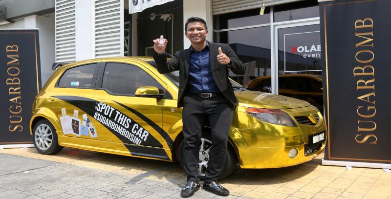 Rebut hadiah RM60,000