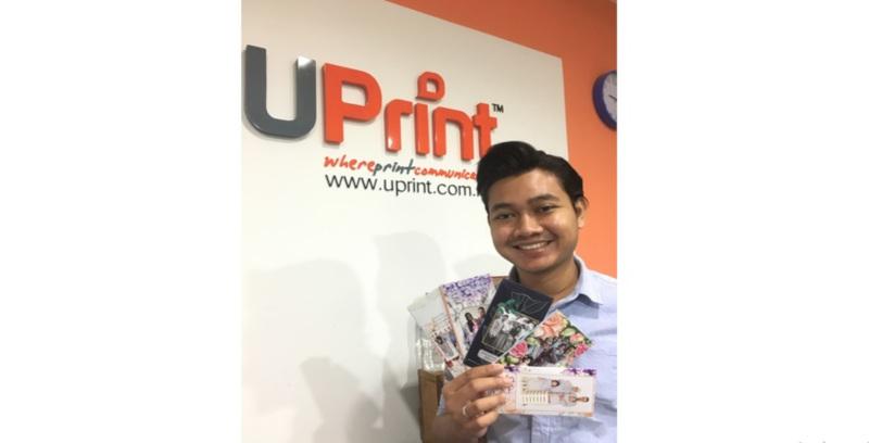 UPrint tampil Sampul Duit Raya Personalize dengan diskaun 30 peratus