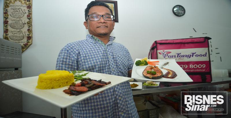Misi melebarkan sayap operasi Pantang Food