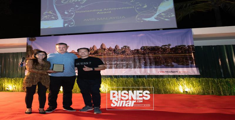 Avis Malaysia menang anugerah pencapaian cemerlang