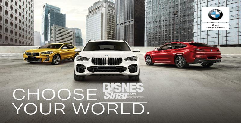 Peluang pandu uji BMW